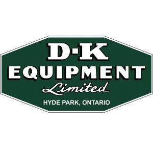 D-K Equipment Limited Logo