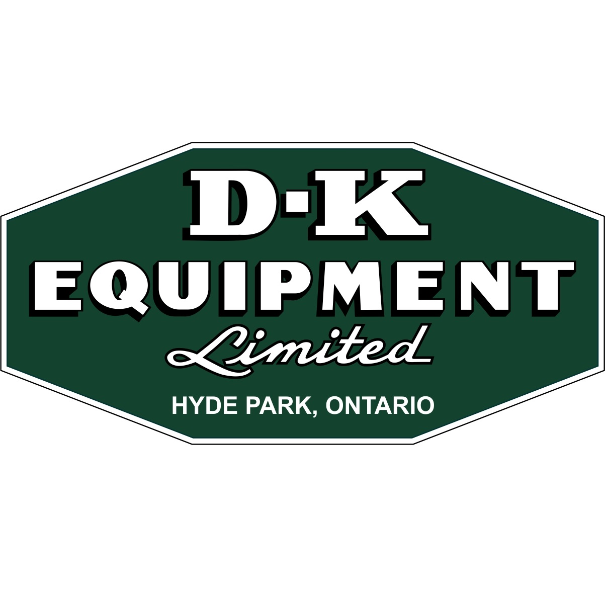 D-K Equipment Limited Logo
