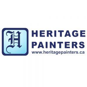 heritage painters logo