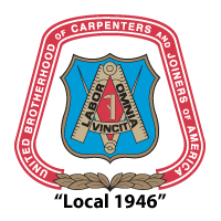 Carpenters Union Local 1946 Logo