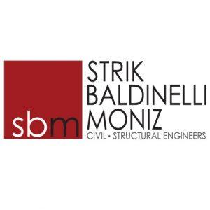 Strik Baldinelli Moniz logo
