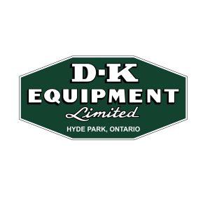 D-K Equipment Logo