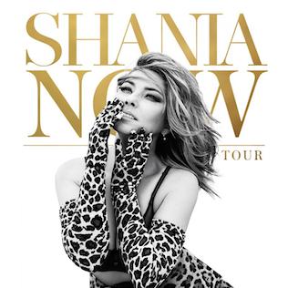 Shania Twain promotional image