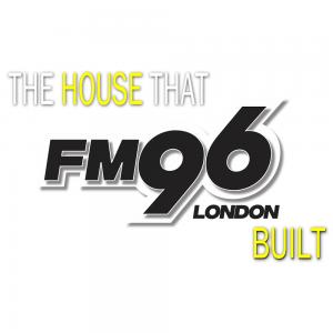 House that FM96 Built Logo