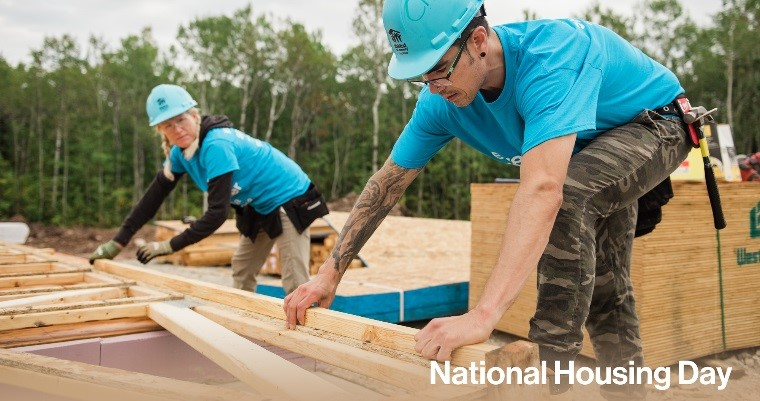 National Housing Day Image