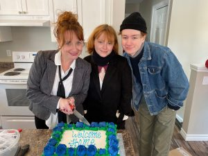 Jennifer & family